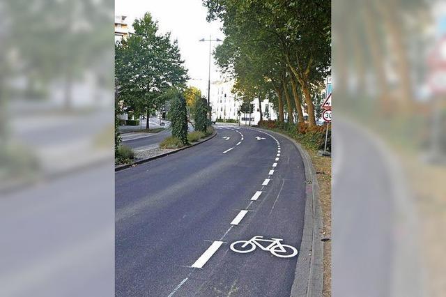 Noch mehr Sicherheit für Radfahrer