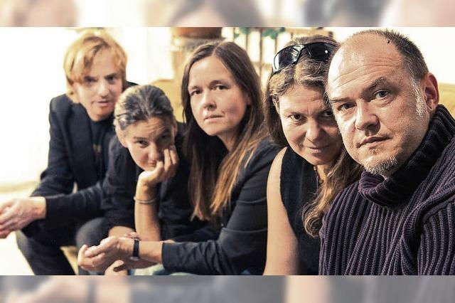 Mitho Kanywa gastiert am Samstag im Café Verkehrt in Murg-Oberhof