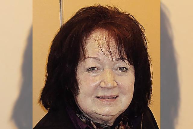 Lotte Markus-Borowski in der Buchhandlung Lindow