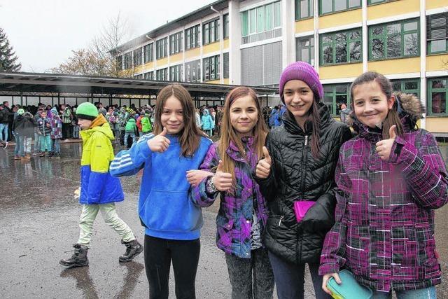 Realschule feiert 50. Geburtstag