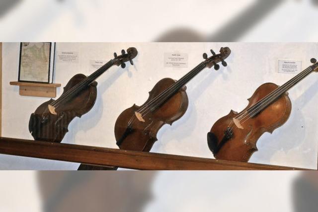 Geigen sollen wieder klingen