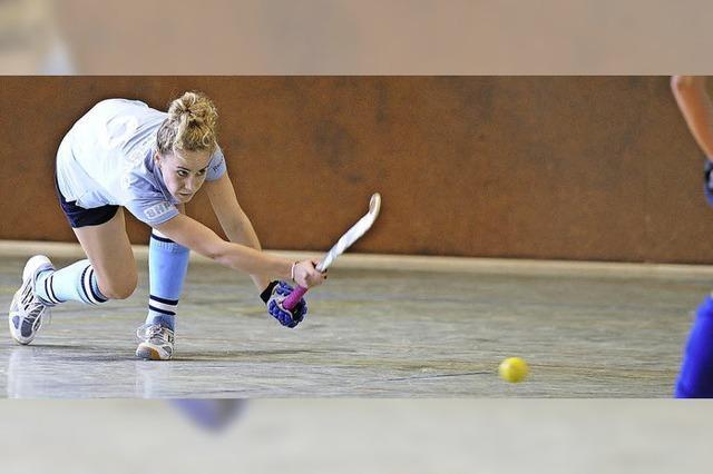 Hockeyspielerinnen verpassen Aufstieg