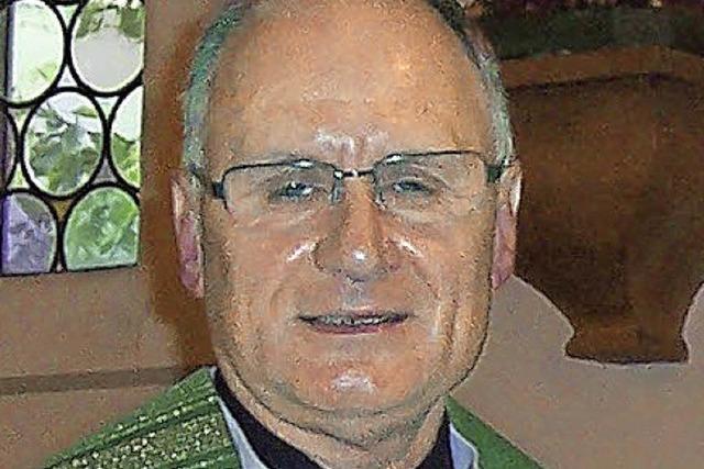Neuer Geistlicher für Seelsorgeeinheit
