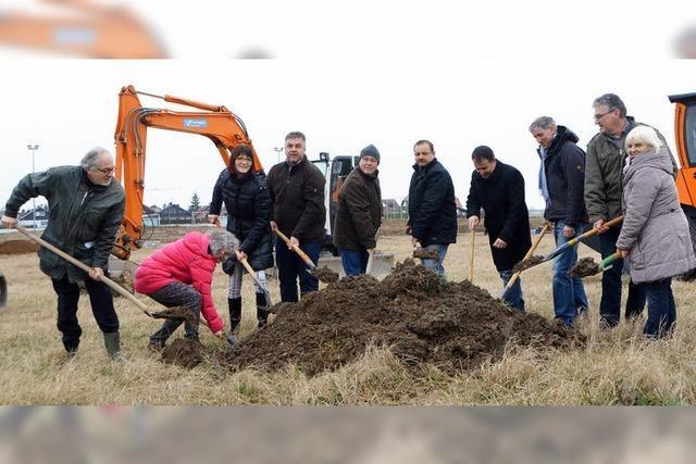 """Bauarbeiten für Wohngebiet """"Am Seltenbach"""" in Bremgarten starten - Platz für mehr als 100 Bürger"""