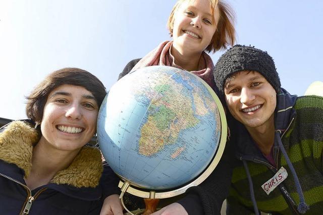 Eine-Welt-Forum organisiert 30 Workshops über Nachhaltigkeit für Schüler