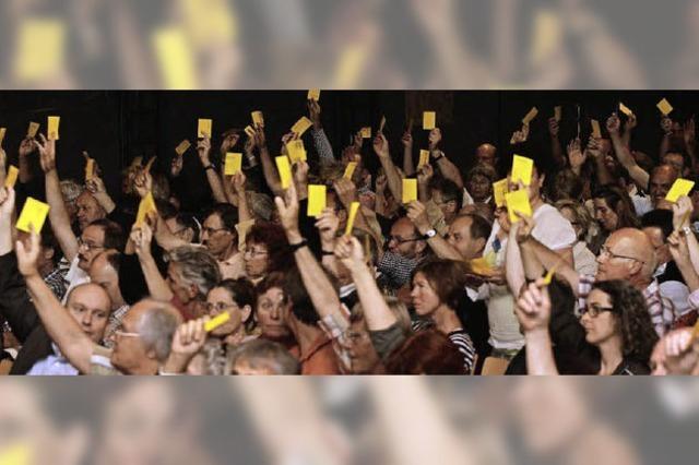 EWS feiern 20 Jahre Bürgerentscheid