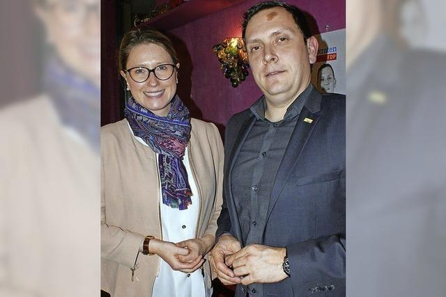 Liberales Wahlkampffinale in Fischingen