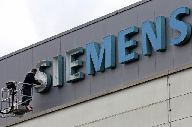 Siemens baut noch mehr Arbeitsplätze ab