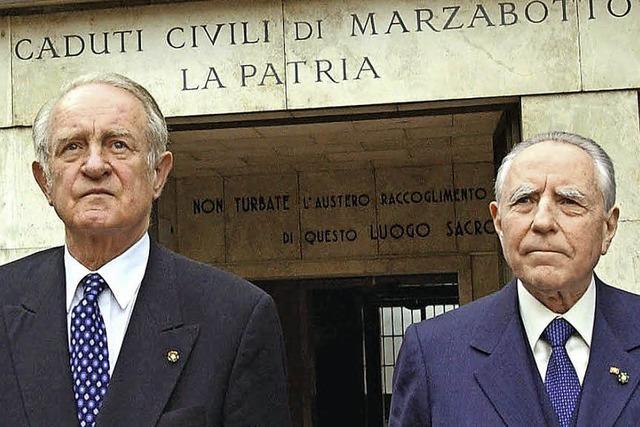 Ehrenbürgerwürde für einen verurteilten Kriegsverbrecher