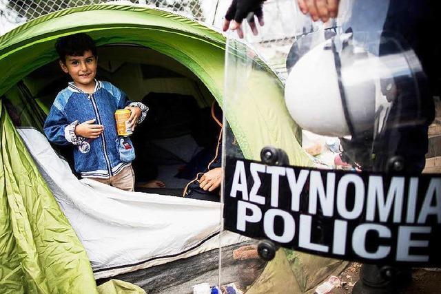 Geschlossene Balkanroute: Flucht bald wieder über Italien?