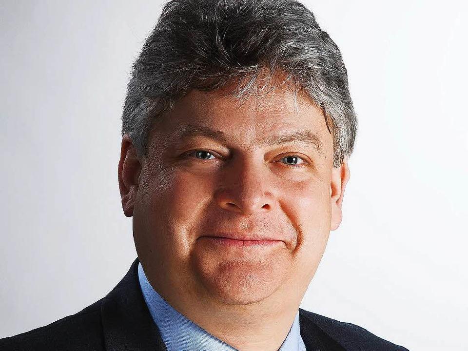 Steht wegen extremistischer Äußerungen...und AfD-Landtagskandidat Thomas Seitz.  | Foto: privat