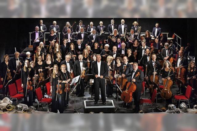 Jubiläumskonzert des Markgräfler Symphonieorchesters im Kurhaus Bad Krozingen