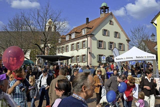 Fahrrad- und Inliner-Markt in Kirchzarten mit verkaufsoffenem Sonntag