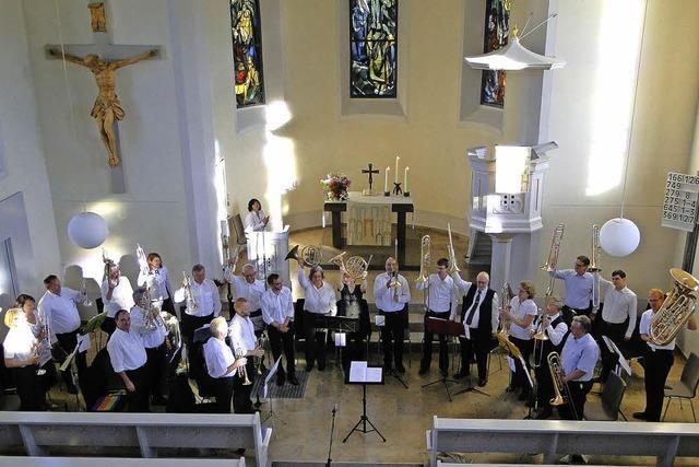 Passionsmusik in der evangelischen Stadtkirche