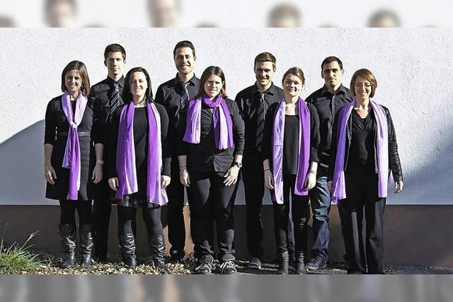 Konzert zur Fastenzeit in der katholischen Kirche in Kaisten/Schweiz