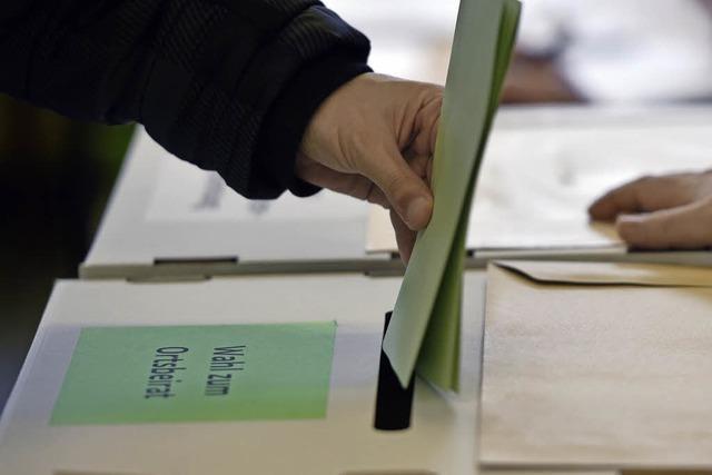 Wahlergebnis soll gegen 20 Uhr vorliegen