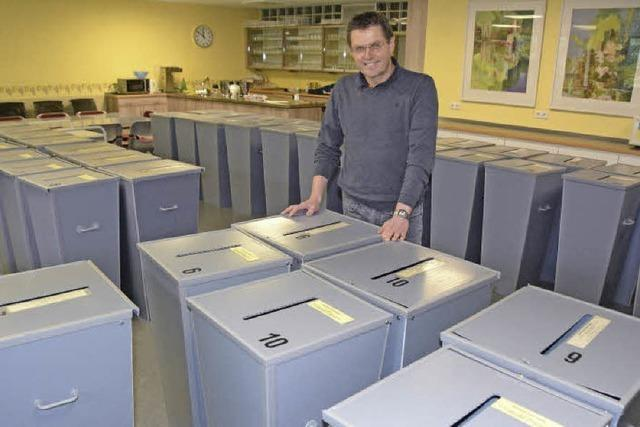 So viele Briefwähler wie nie