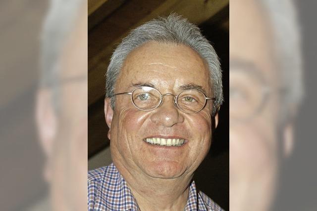Karl Kaiser ist neuer Vizechef der Obstbauern