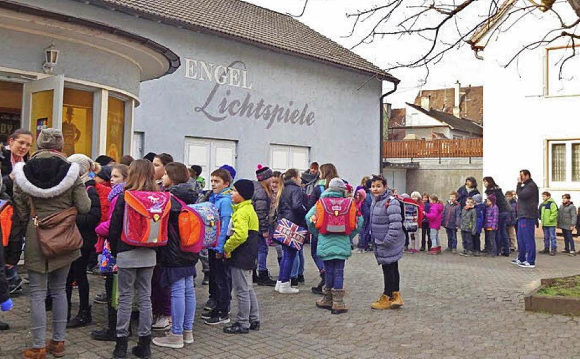 Am Donnerstag hat im Breisacher kommunalen Kino die Schulkinowoche begonnen.  | Foto: Privat