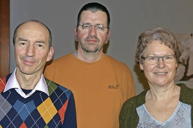 Neues Trio führt IG Velo