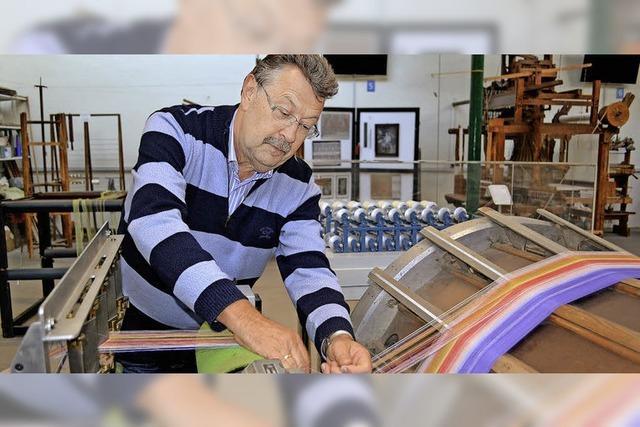 Textilmuseum hat viele Besucher aus der Schweiz
