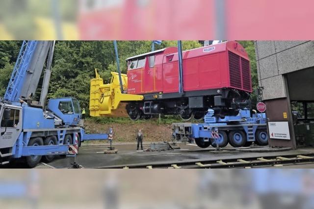 Kraftprotze für die Schiene