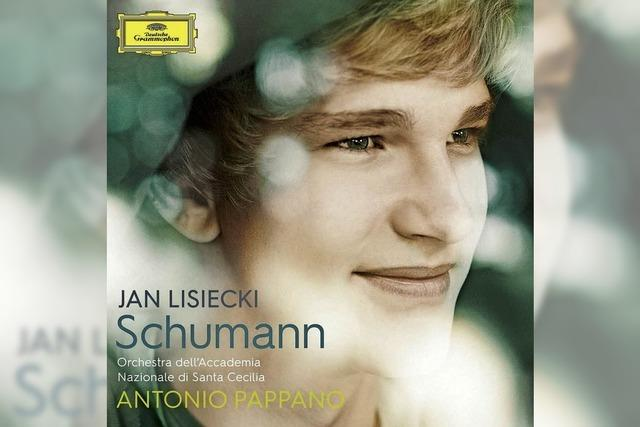 CD: KLASSIK: Schumann, spannend