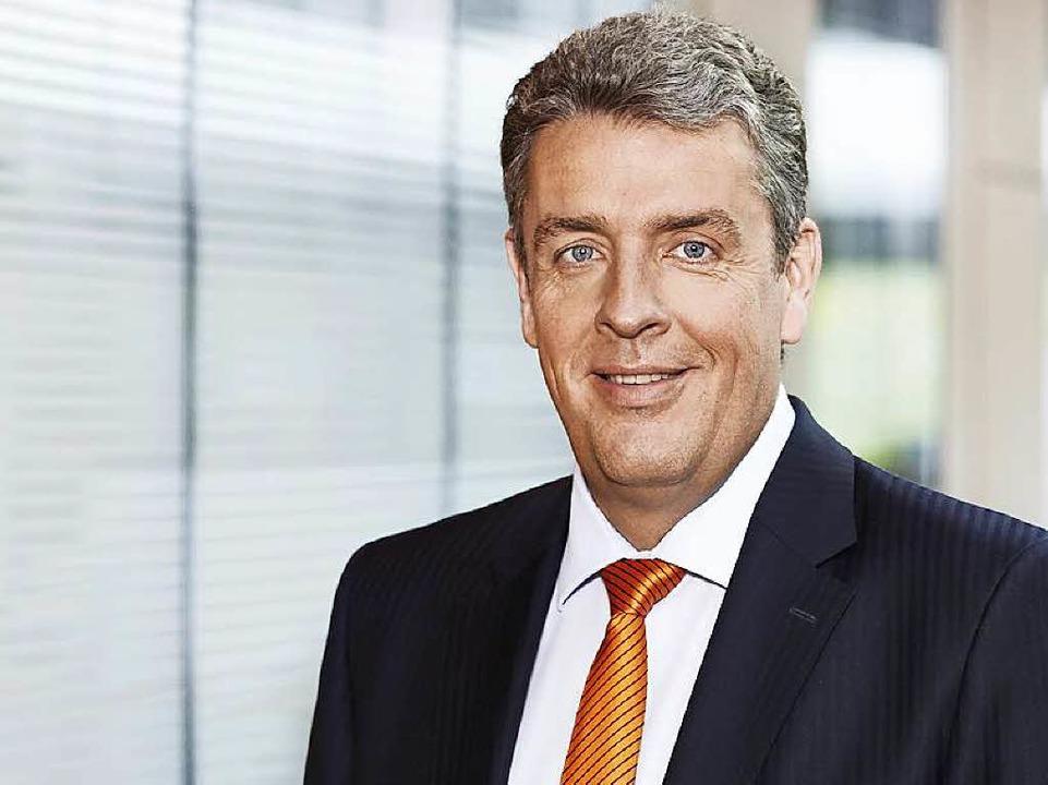 Unternehmenschef von Testo, Burkart Knospe  | Foto: testo