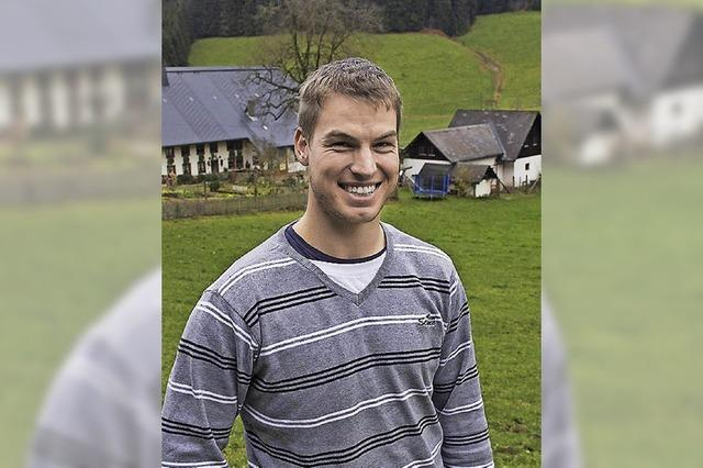 """Andreas Schwär vom Steinbachhof: """"Ich fühle mich halt verantwortlich"""""""