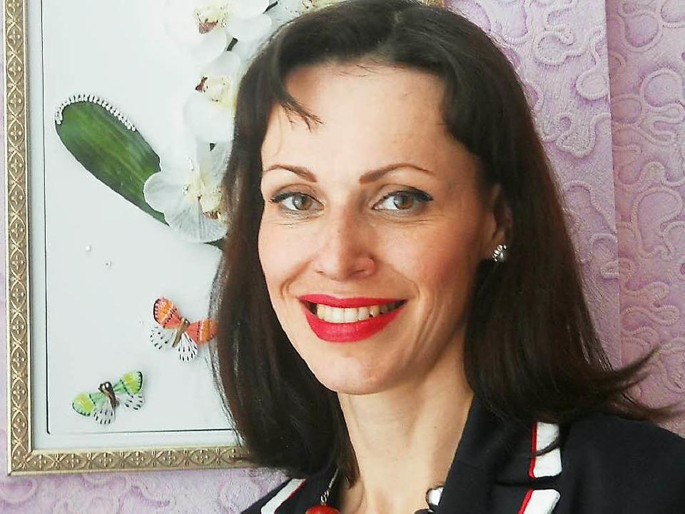 Nadezda Kutepova  | Foto: privat