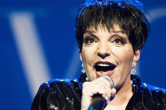 Berühmt von Geburt an: Liza Minnelli wird 70