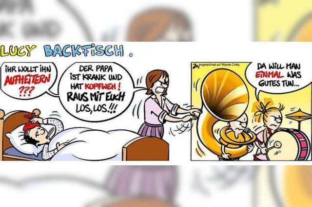 Lucy Backfisch: Aufheitern