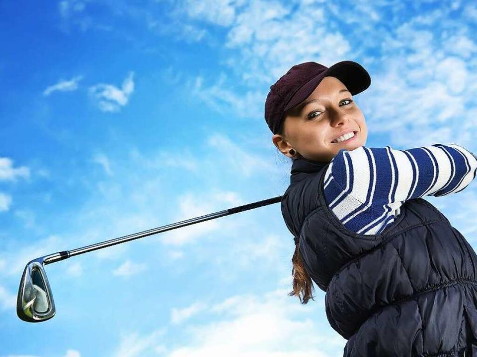 Ob Golfen...  | Foto: Petr Jilek email: jilek.petr1@se