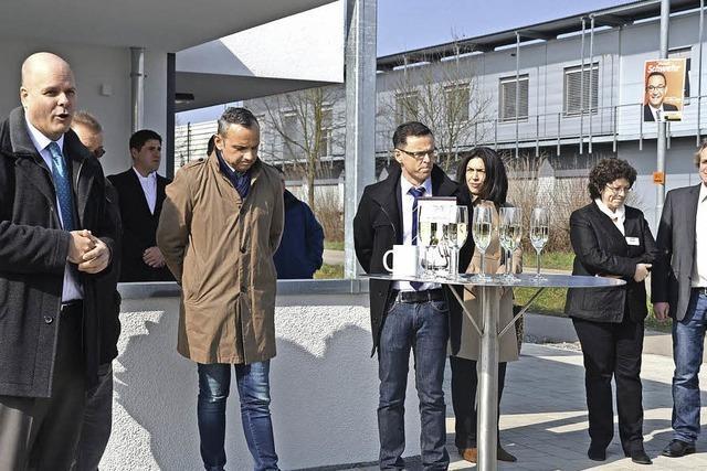 Neues Musterhaus sorgt für Zugkraft