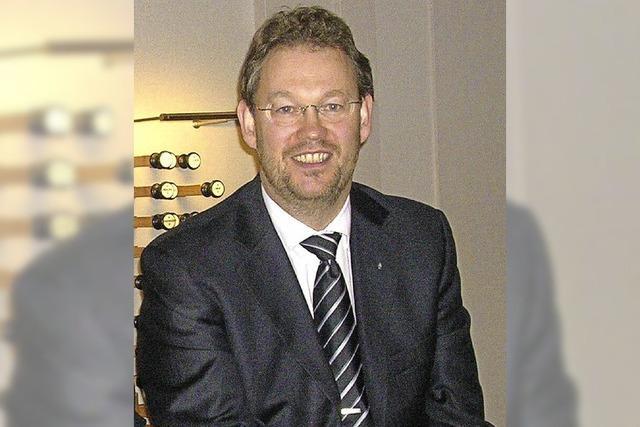 Projektchor unter Leitung von Carsten Klomp spielt in der evangelischen Kirche Schopfheim