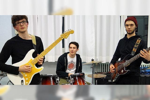 Mit Moon, Rockers XY, Unbroken, The Smacks,The Sixth Generation, Under Constructio in Oberlauchringen