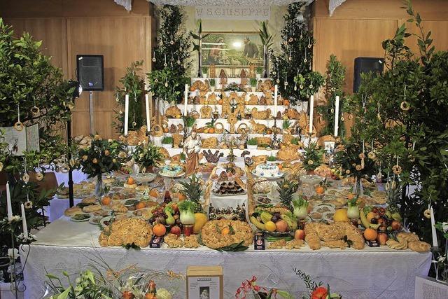 Italienische Tradition in Murg