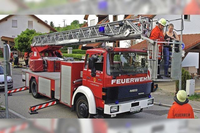 Feuerwehr muss immer mehr können