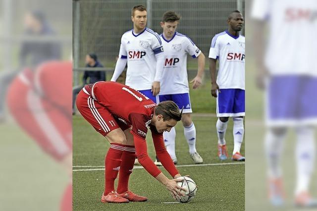 FC Auggen besiegt dezimierte Bötzinger