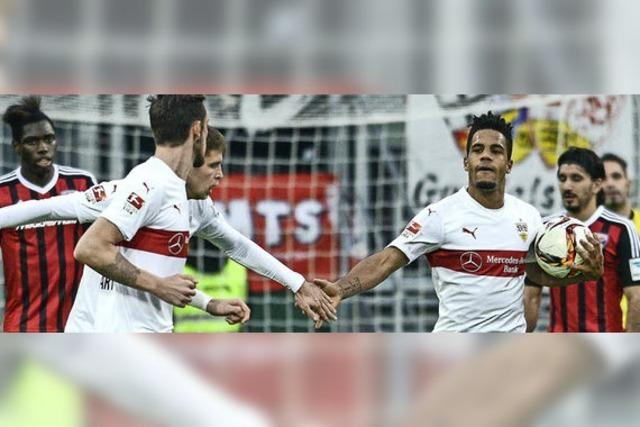 Ein 3:3 als gefühlter Sieg für den VfB