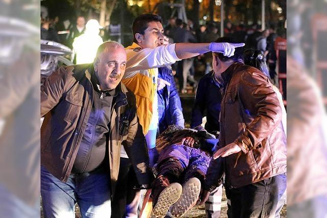Wieder Blutbad in Ankara