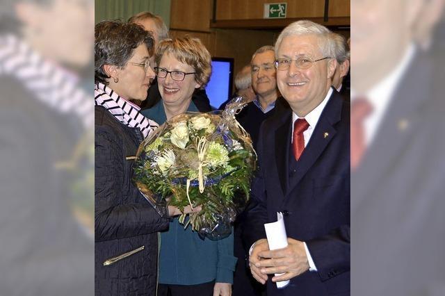 Oberbürgermeisterwahl: 87,5 Prozent für Wolfgang Dietz
