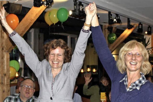 Hauchdünner Sieg für die CDU