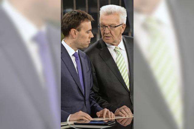 Triumph für die Grünen, SPD sackt ab