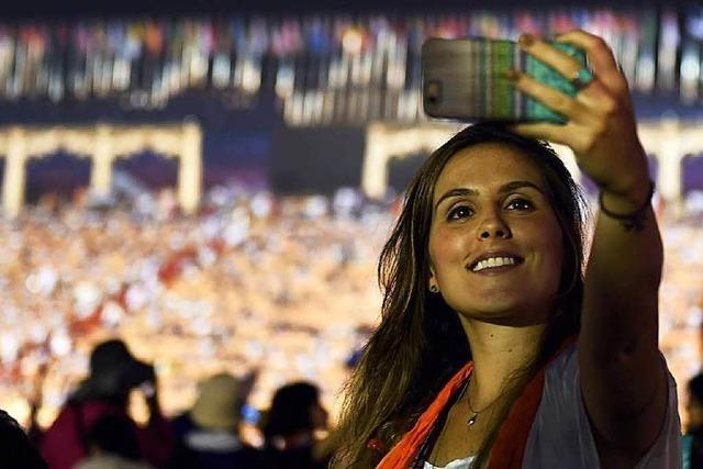 Weltkultur-Festival in Indien: