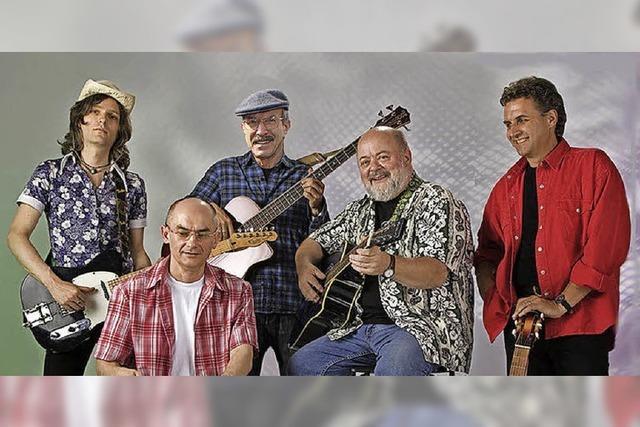 Ray Austin & Friends treten im Bolando in Bollschweil auf