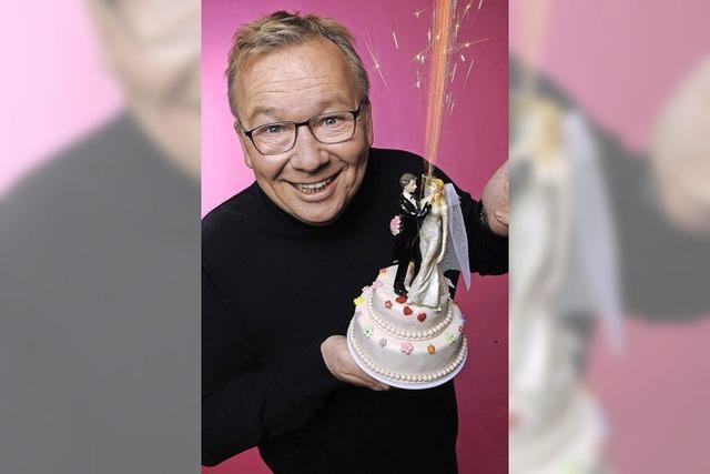Comedian Bernd Stelter gibt Gastspiel im Gloria-Theater Bad Säckingen