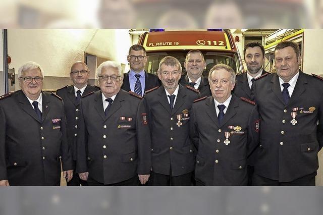 Die Haute-Volée der Feuerwehr
