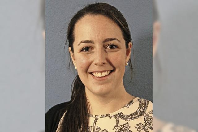 26-jährige Ines Häring ist neue Hauptamtsleiterin