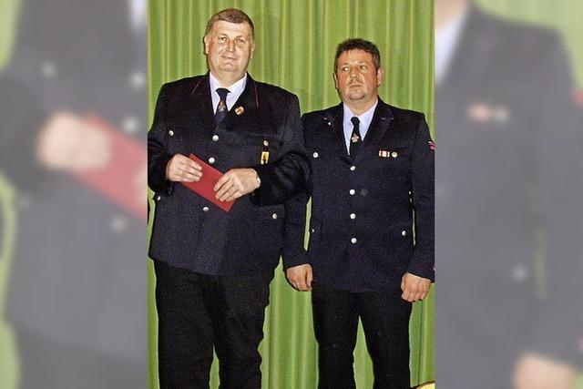 Jahr 2015 geht in Geschichte der Feuerwehr ein
